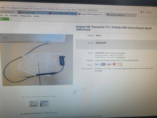 720035532a antena espejo vw