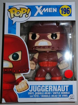 Marvel X-Men Juggernaut POP Vinyl