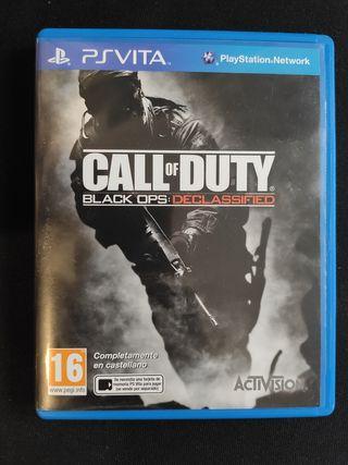 Call Of Duty Declassified PS VITA