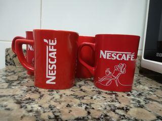 Tazas Nescafé