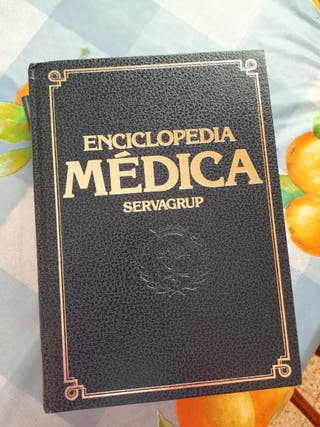 Enciclopedia Médica Servagrup