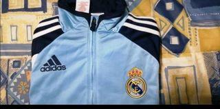 Sudadera Vintage ADIDAS Real Madrid