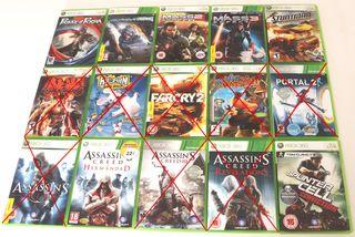 Juegos Xbox 360 Retrocompatibles