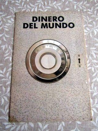 ALBUM CROMOS DINERO DEL MUNDO