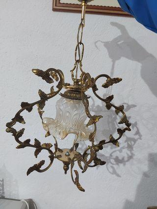 venta de lampara antigua