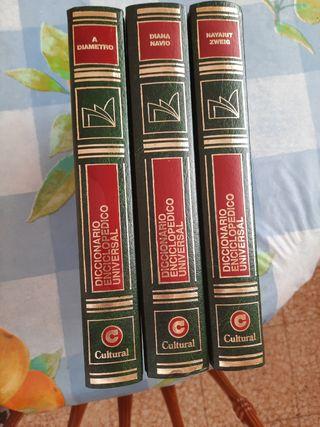 Gran diccionario enciclopédico universal