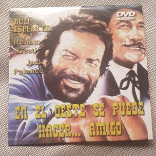 EN EL OESTE SE PUEDE HACER... AMIGO (Dvd)