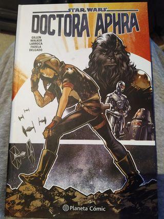 comic.. star wars. doctora aphra
