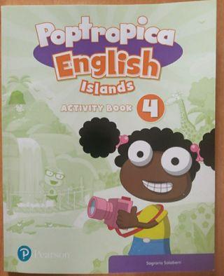 Lote libros de inglés 4° primaria