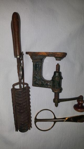 herramientas antiguas precio de lote