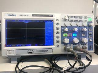 Osciloscopio Hantek DSO5202P