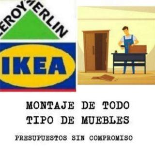 montador de muebles profecional