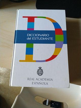 diccionario del estudiante RAE
