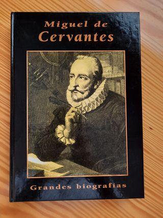 """Grandes biografías """"Miguel de cervantes"""""""