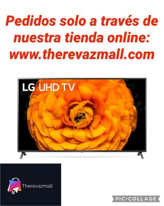 Lg TELEVISOR 82'' IPS LED UHD 4K HDR SMART TV WEBO