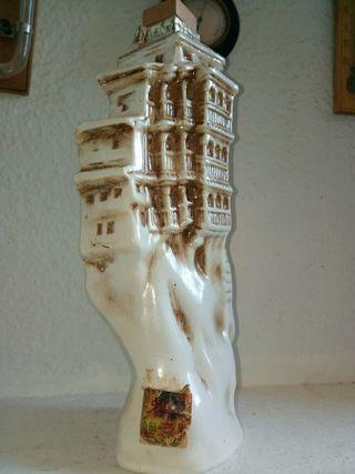 Botella de cerámica Resolí