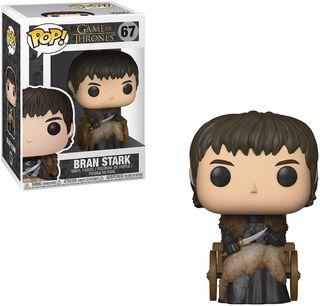 Funko Pop Bran Stark. Juego de Tronos