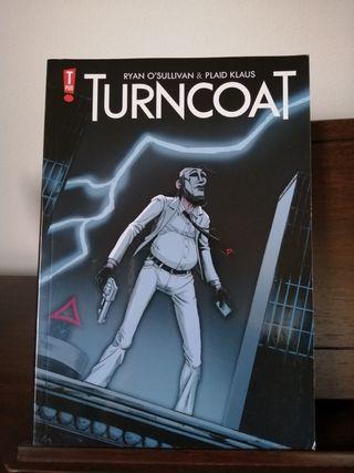 Comic / Turncoat - Ryan O'Sullivan & Plaid Klaus