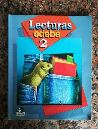 Libro de lectura Edebe