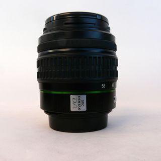 OBJETIVO ZOOM GRAN ANGULAR PENTAX-DA 18-55mm