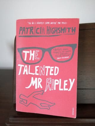 Book - The talented Mr Ripley