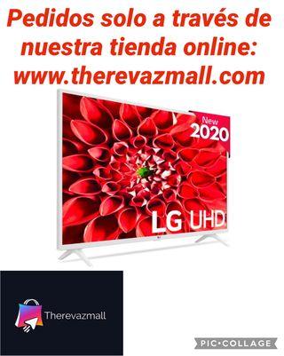 Lg BLANCO TELEVISOR 43'' LCD LED 4K HDR SMART TV W