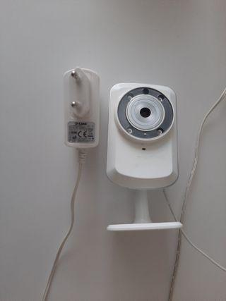 cámara ip wifi vigilancia nocturna
