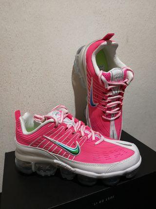 zapatilla Nike vapormax 360 barely rose