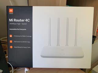 Mi Router 4C blanco Xiaomi NUEVO
