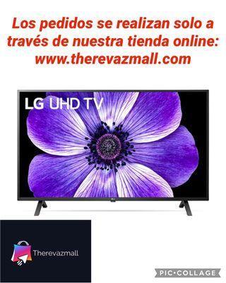 Lg NEGRO TELEVISOR 55'' LED IPS 4K SMART TV
