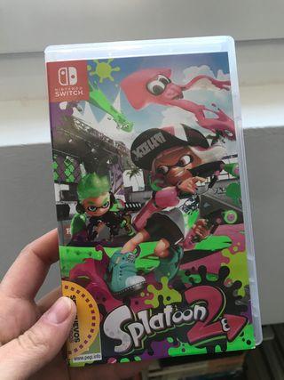 SPLATOON / Nintendo Switch