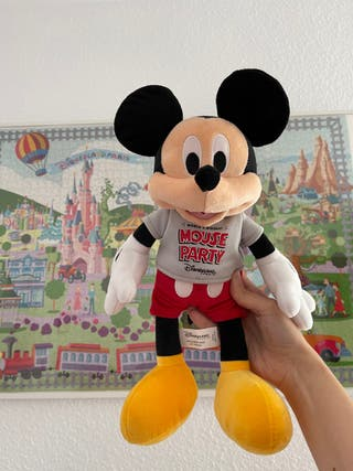 Peluche Mickey Mouse