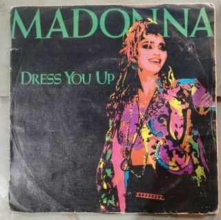 Single vinilo Madonna