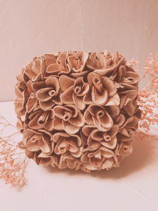 Bonitos Cubos Decorativos Florales.