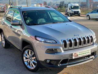 JEEP Cherokee 2.0 Diesel Limited 4x4 170 CV Aut. Active Drive II