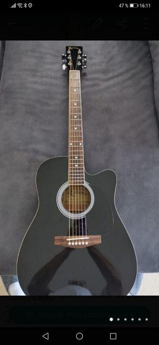 guitarra acústica ROCHESTER A60BK