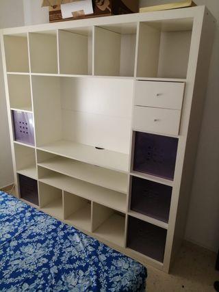 Dormitorio completo Ikea totalmente nuevo