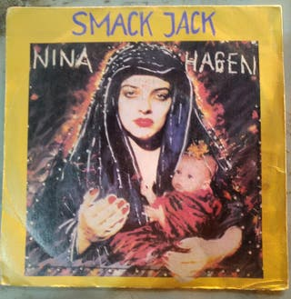 single vinilo Nina hagen
