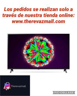 Lg TELEVISOR 65'' NANOCELL UHD IPS 4K HDR SMART TV