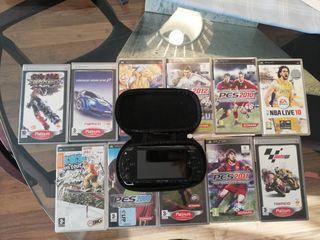 Pack PSP