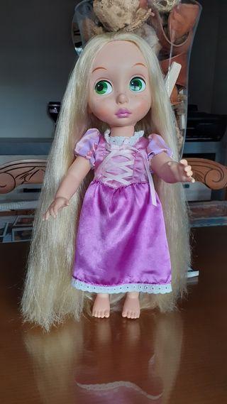 Muñeca Princesa Rapunzel Doll