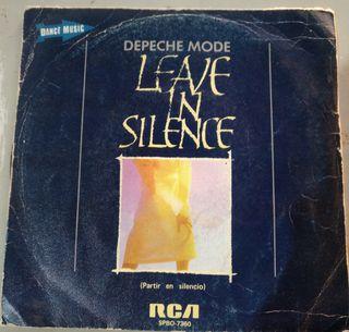 single vinilo Depeche Mode