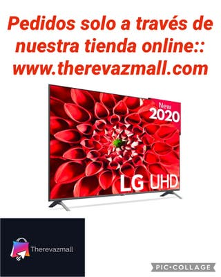 Lg TELEVISOR 55'' IPS LED UHD 4K HDR SMART TV WEBO