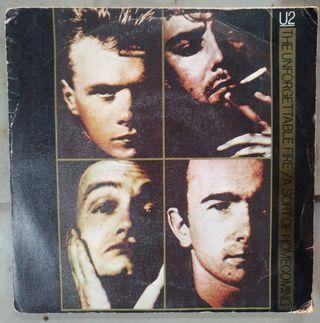 single vinilo U2