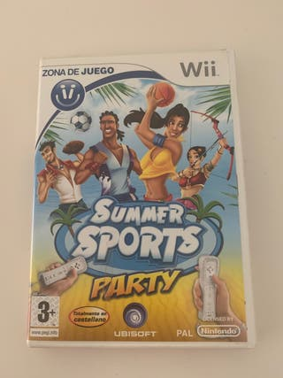 Wii juegos variados