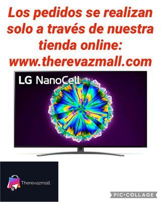 Lg TELEVISOR 49'' NANOCELL UHD IPS 4K HDR SMART TV