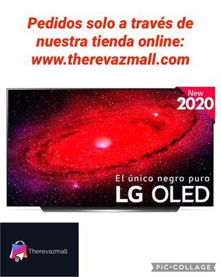 Lg TELEVISOR 55'' OLED UHD 4K HDR THINQ SMART TV