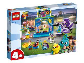 LEGO Buzz y Woody: Locos por la Feria (NUEVO)