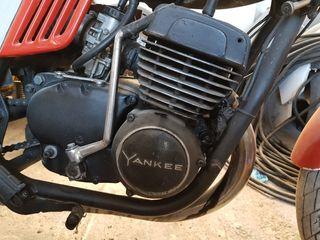 Ossa yankee 500