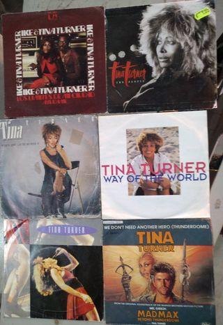 singles vinilo Tina Turner